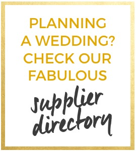 Gay wedding supplier directory