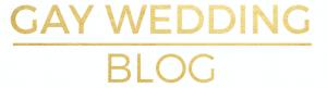 modern gay wedding blog