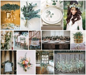 Gay Wedding Blog - eucalyptus