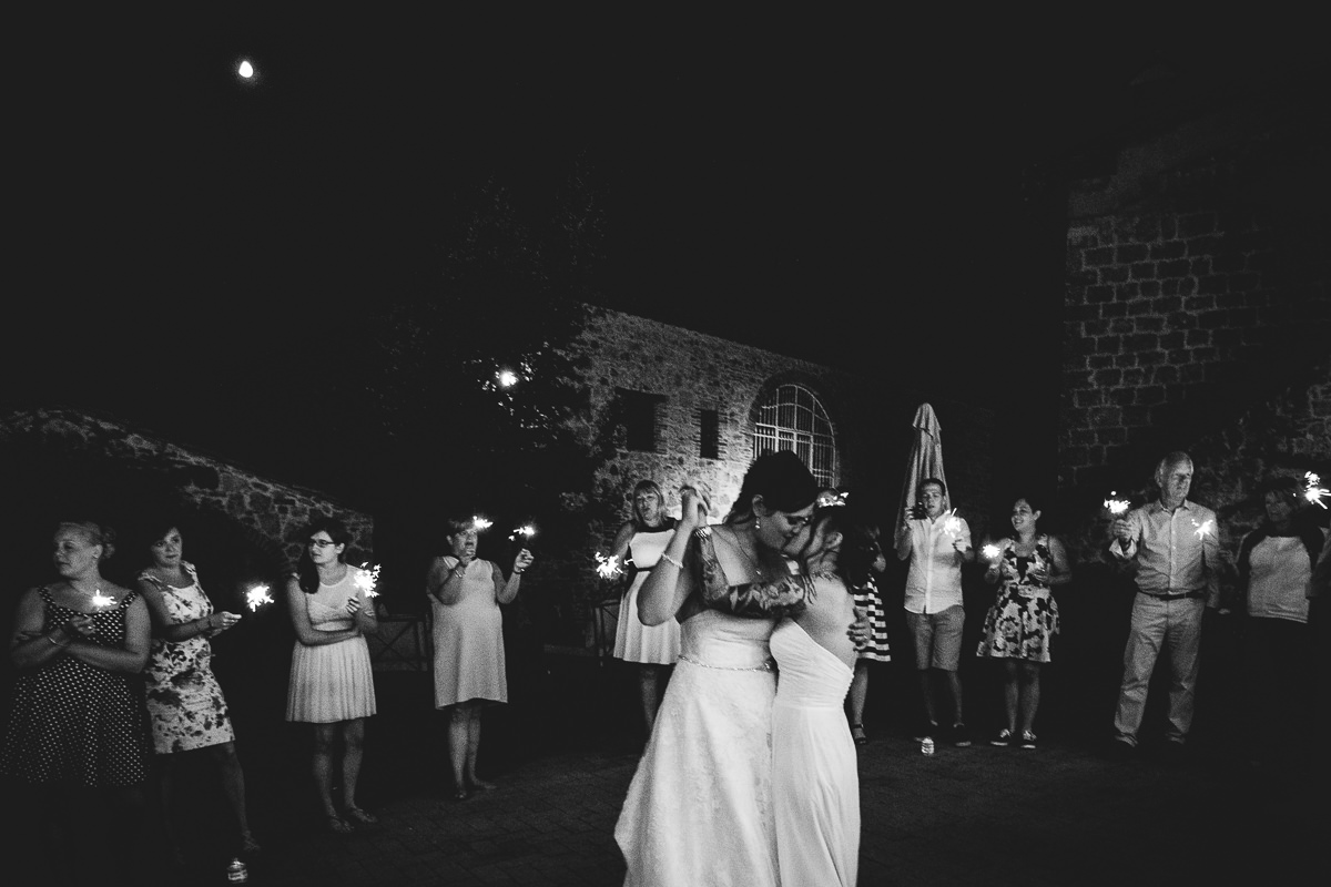Gay Wedding Blog - Same Sex Tuscan Wedding