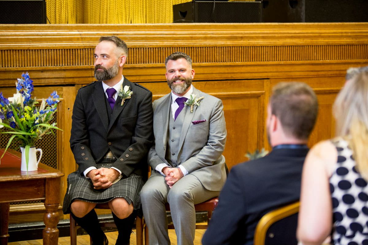 gay wedding blog - gay wedding London