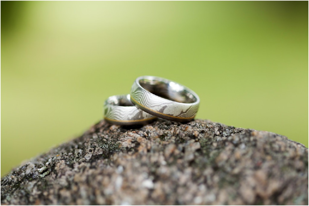Two wedding rings for LGBT couple - photo on Gay Wedding Blog