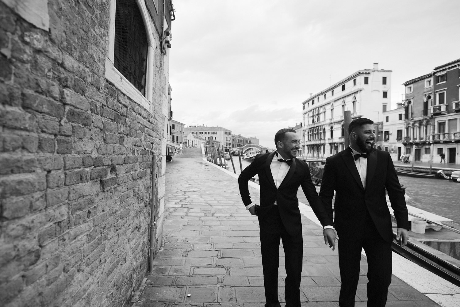 Gay Wedding Blog Venice elopement