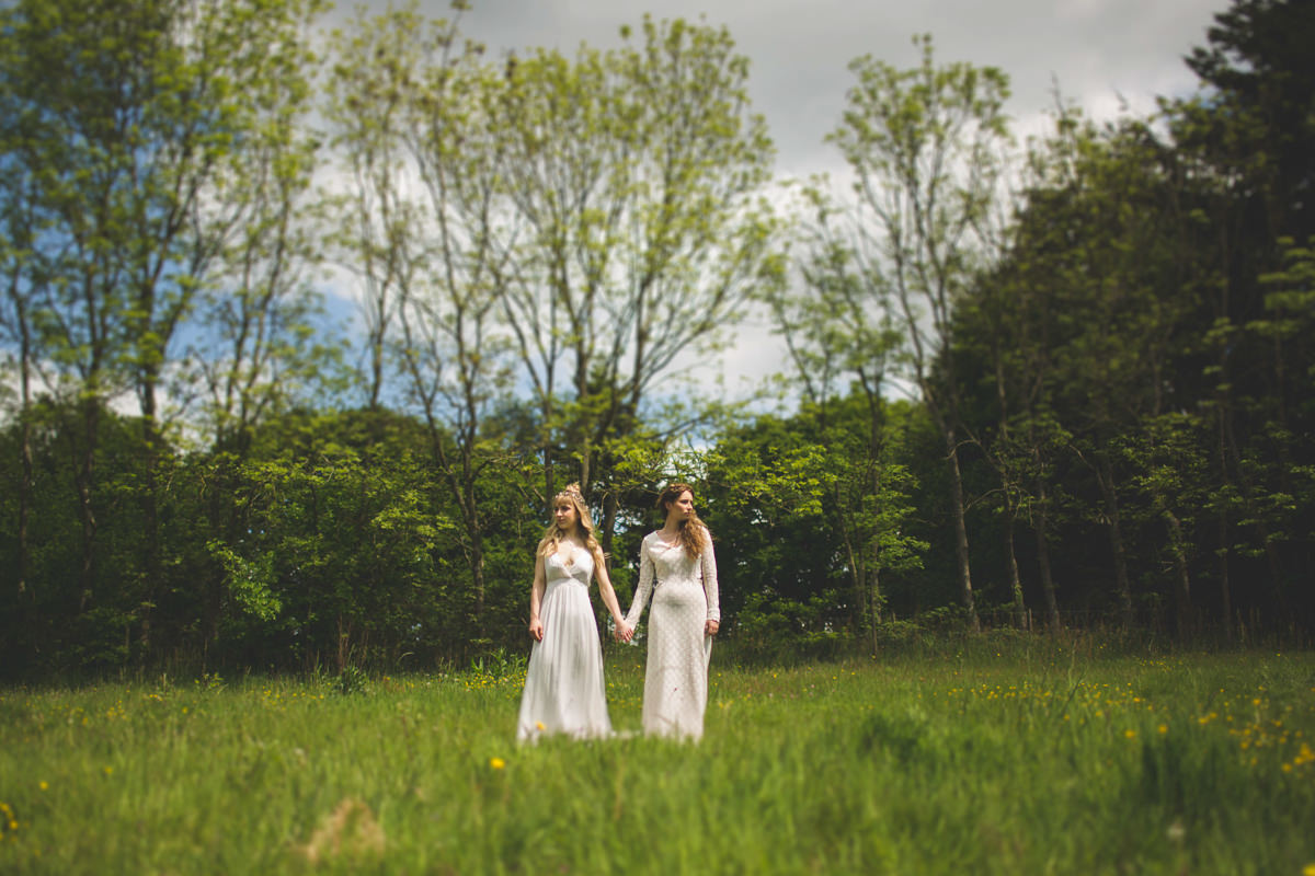 gay wedding blog, same sex wedding, boho gay weding, sme sex styled shoot, two brides