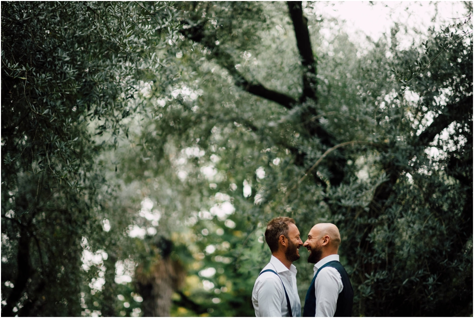 Rustic wedding same sex styled shoot - couple portrait shoot