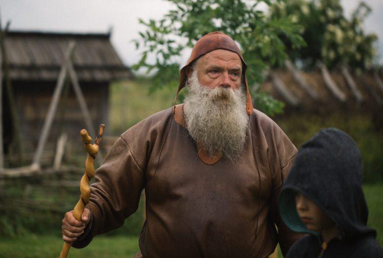 same sex viking wedding