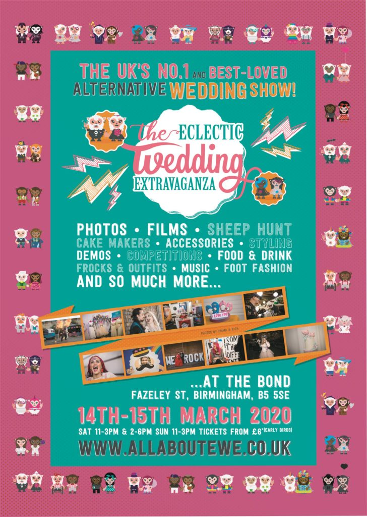 Alternative wedding fair - The Eclectic Wedding Extravaganza - Gay Wedding Blog