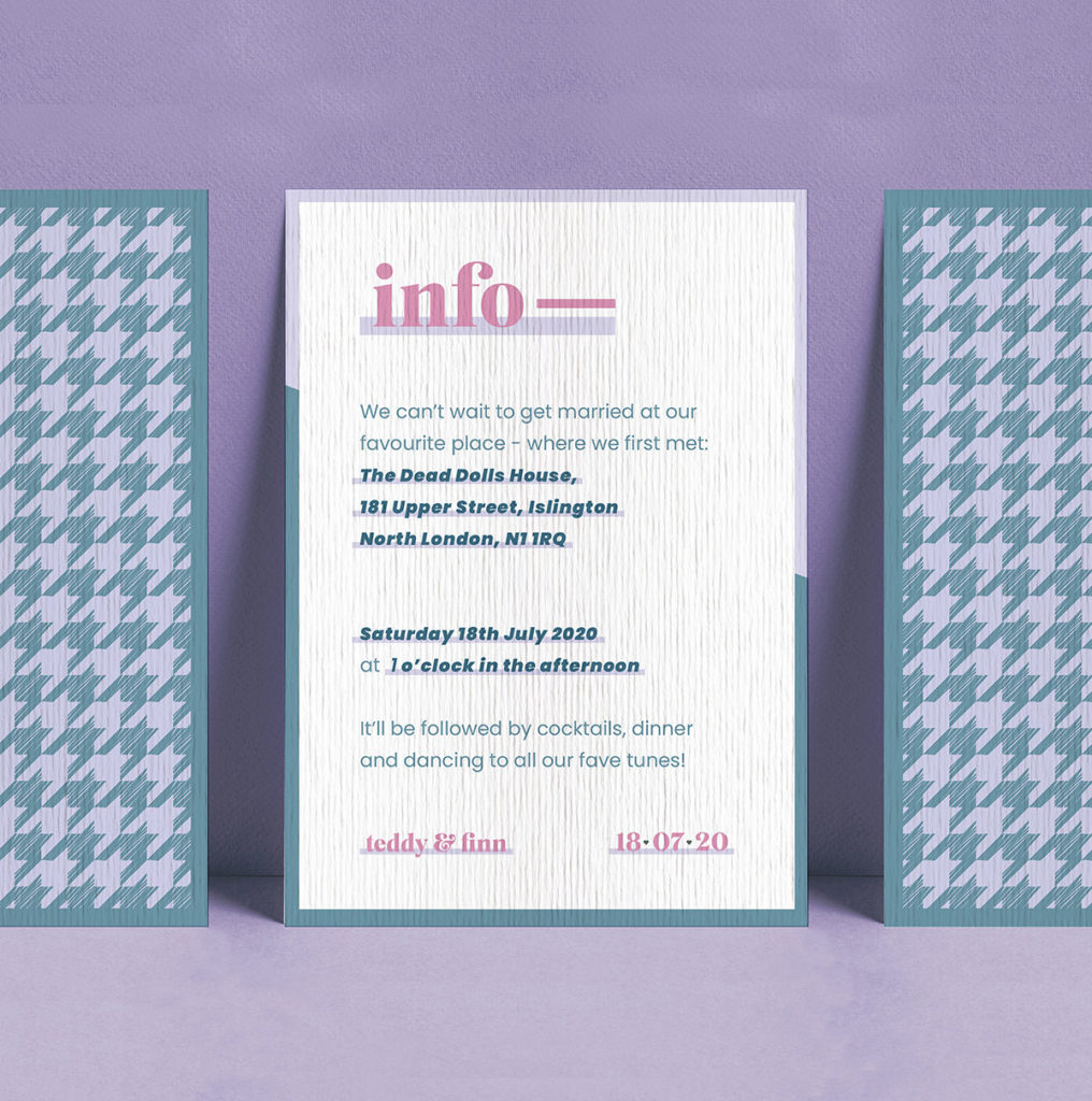 With Bells On - Wedding Stationery - Gay Wedding Blog Supplier Directory