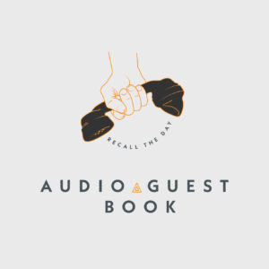 AUDIO GUEST BOOK